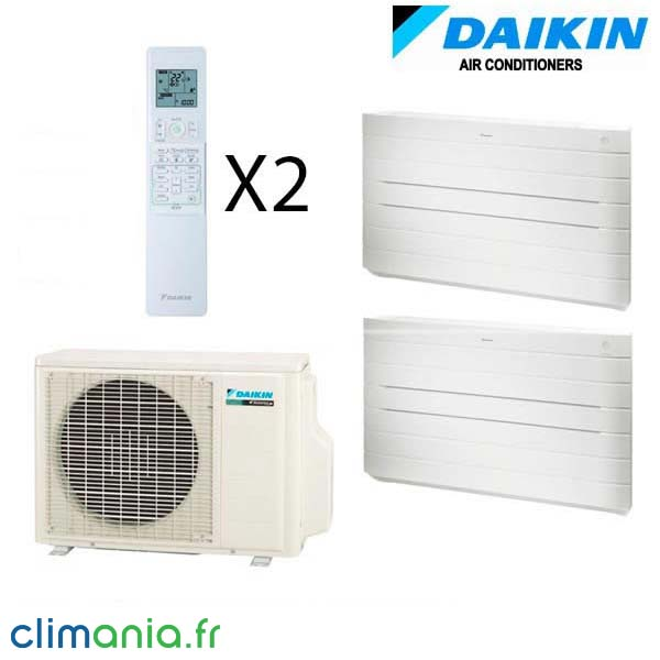 daikin bi split r versible 2mxs50h 2 fvxs25f climatiseur. Black Bedroom Furniture Sets. Home Design Ideas